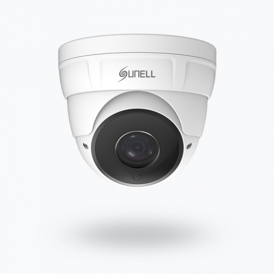 Motorized Eyeball Network Camera