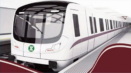Shenzhen Metro Project