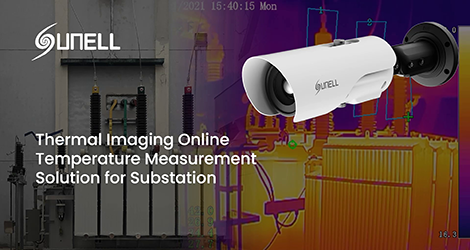 Thermal Imaging Online Temperature Measurement Solution for Substation